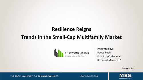 Resilience Reigns
